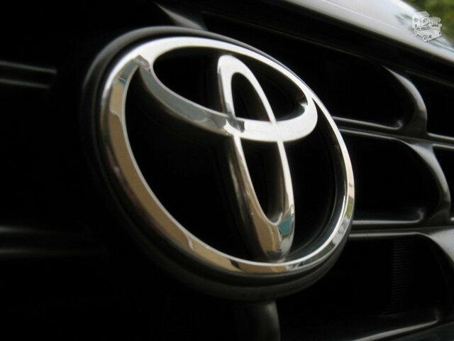Toyota Hilux dalimis