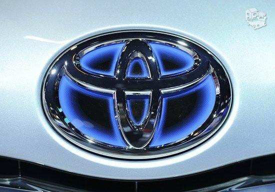 Toyota Supra dalimis