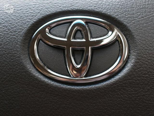 Toyota Urban Cruiser dalimis