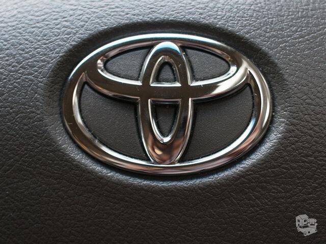 Toyota Verso S dalimis