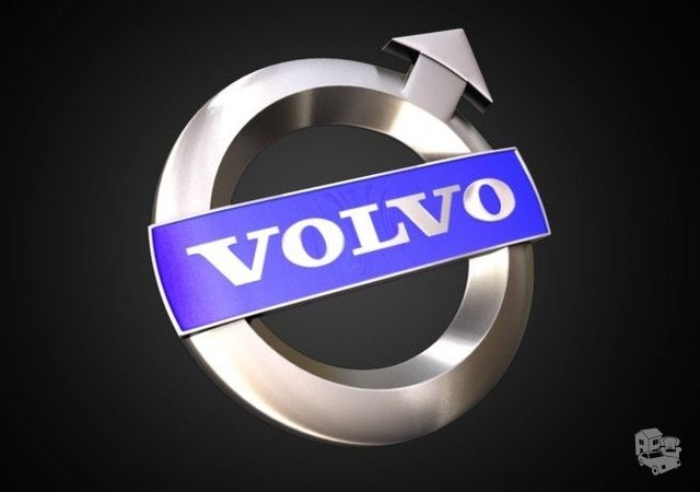 Volvo V90 dalimis