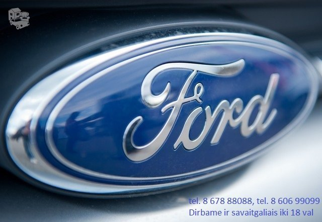 Ford Cougar dalimis