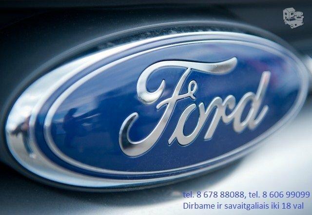 Ford Escort dalimis