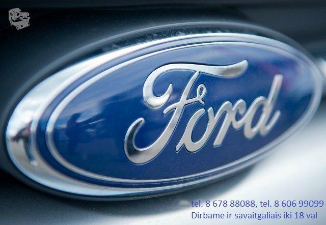 Ford Explorer dalimis