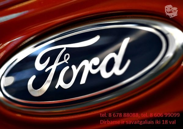 Ford F150 dalimis