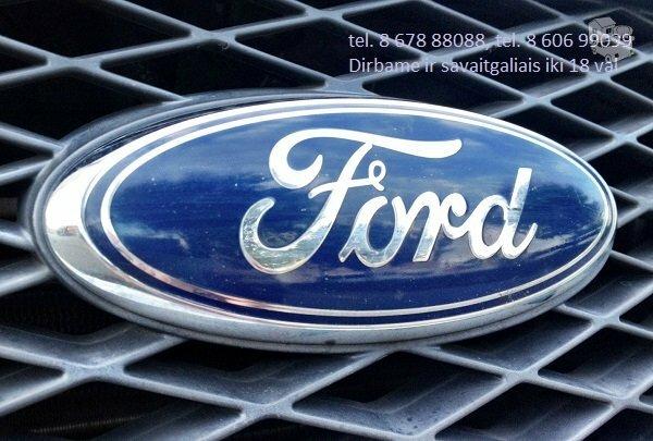 Ford F450 dalimis