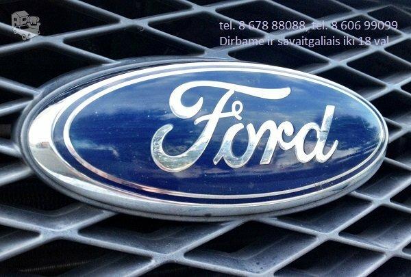 Ford F470 dalimis
