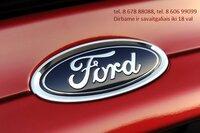 Ford Fiesta dalimis