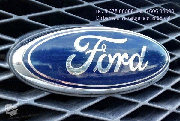 Ford Fusion dalimis