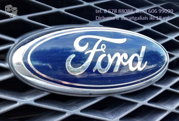 Ford Mondeo dalimis