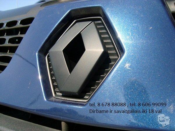 Renault Magnum dalimis