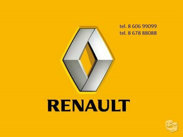 Renault Wind dalimis