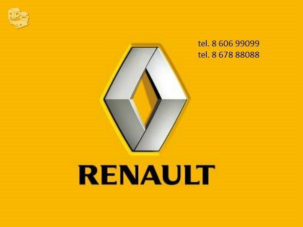 Renault Talisman dalimis