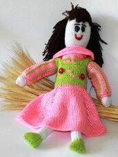 Vienetinės lėlės - puiki dovana vaikams ir suaugusiems