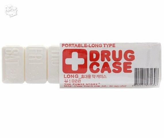 """Vaistų laikymo dėžutė savaitei """"7 Days"""""""