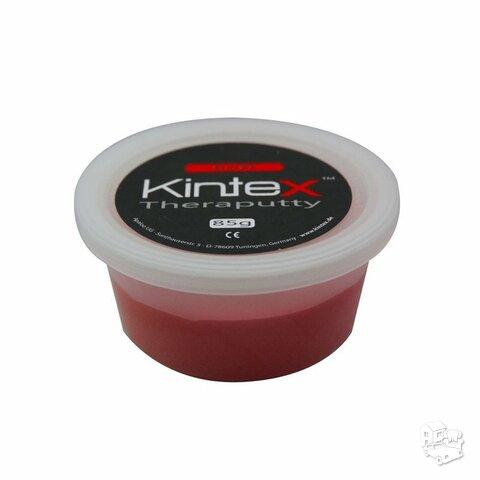 Ergoterapinė masė Kintex, raudona.