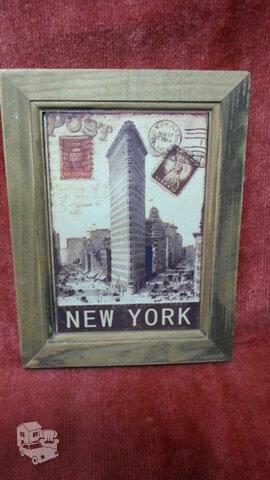 Paveiksliukas new york