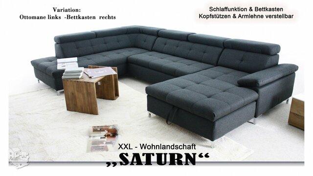 Minkštas kampas Saturn U