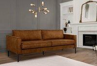 Minkšta sofa Nr162 ruda