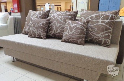 Sofa - lova Julia su patalynės dėže