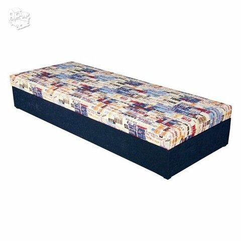 Naujos viengulės lovos 80x200cm ir 90x200cm