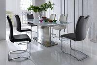 Valgomojo ištiesiamas stalas Helio