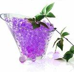 Kristalai interjerui ir gėlių drėkinimui