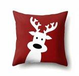 Kalėdinės pagalvėlės užvalkalas