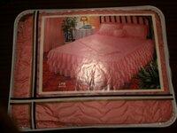 Nauja lovatiesė ir 4 pagalvių užvalkalai