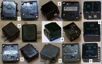 Šaldytuvų kompresorių paleidimo (PTK tipo) elektromagnetinės rel