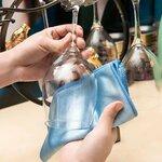 Mikropluošto šluostė stiklui ir kitiems paviršiams