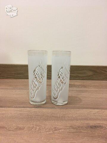 Naujos stiklinės