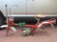 Perku sugedusi mopeda