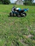 Mini motociklas, automobilis elektrinis