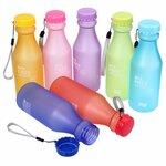 Sportinė vandens gertuvė BPA FREE, 550ml