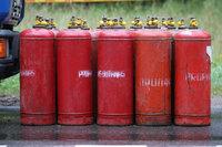 Parduodu dujų / propano balionų padus