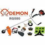 Nauji Benzininiai Trimeriai Demon RQ580 + dovana