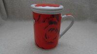 Nauji įvairūs puodeliai