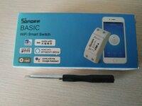 "Nuotolinis WiFi Elektros Jungiklis ""Sonoff"" (iOS, Android,10A)"