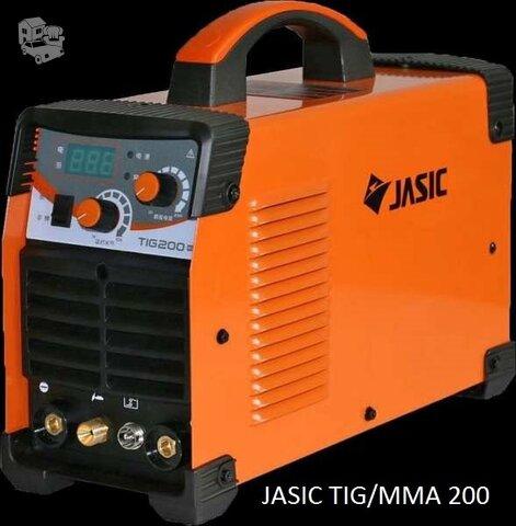 Suvirinimo aparatas Jasic tig/mma 200P