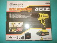 Akum Suktukai 18v Bavaria Impact Germany- Super kaina