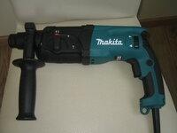 Naujas perforatorius MAKITA HR 2470