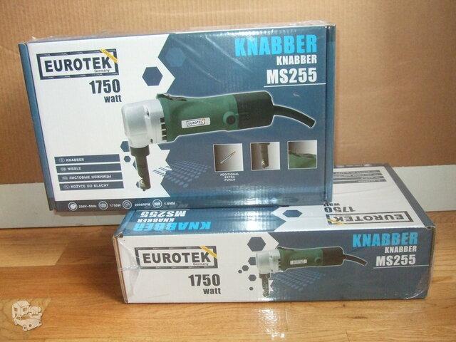 Elektrinės Skardos žirklės EUROTEK Germany- Super kaina