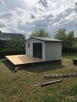 Pirtis sauna + terasa