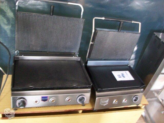 Kebabų kepimo įranga