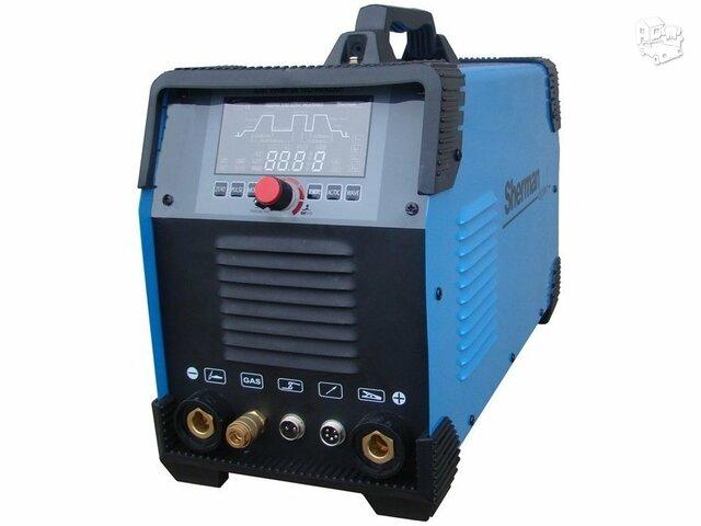 Suvirinimo aparatas digitig 200 multipro ac/dc