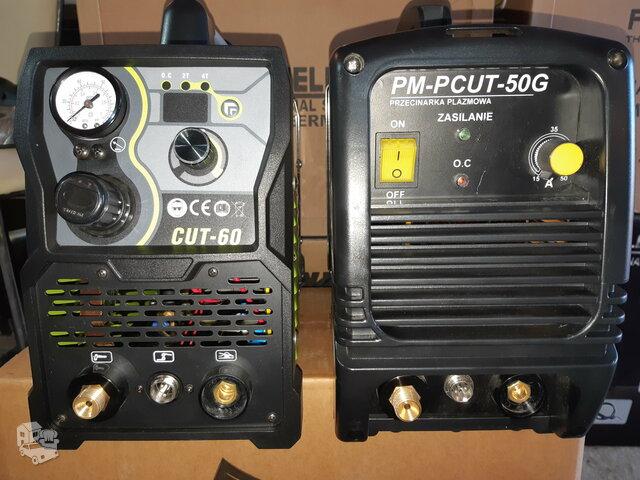 Plazminio pjovimo aparatai cut-60, kompresorius