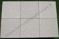 """Šaligatvio plytelės """"Mozaika"""" 40x40x5cm"""