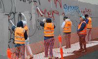Fasado apsaugai nuo Grafiti