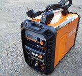 Suvirinimo aparatas black tig/mma 200A